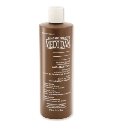 Medicated Dandruff Treatment Shampoo Шампунь против перхоти, 473мл