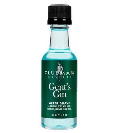After Shave Lotions Gent Gin Лосьон после бритья,50 мл