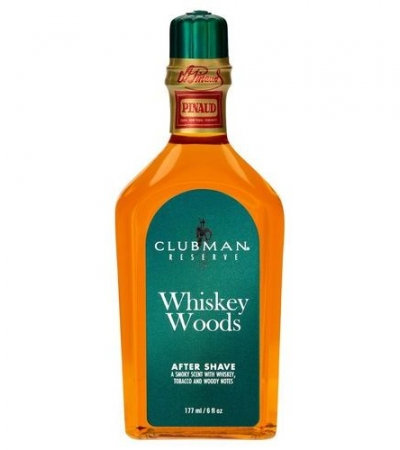 After Shave Whiskey Woods Лосьон после бритья,180 мл