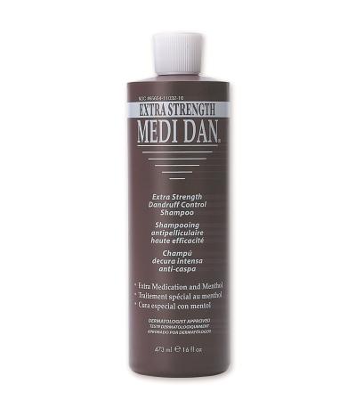 Extra Strength Dandruff Treatment Shampoo Шампунь против перхоти усиленного действия, 473мл