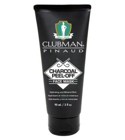 Charcoal Peel-Off Face Mask Очищающая черная маска для лица на основе угля,90 мл