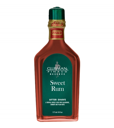 Clubman Reserve Sweet Rum After Shave Lotion Лосьон после бритья, 177 мл