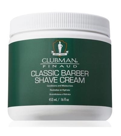 Classic Barber Shave Cream Крем для бритья, 453мл
