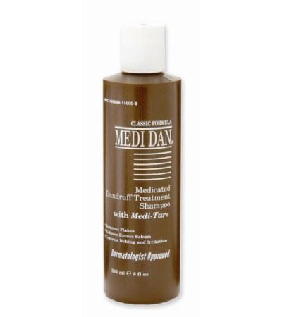 Medicated Dandruff Treatment Shampoo Шампунь против перхоти, 240мл